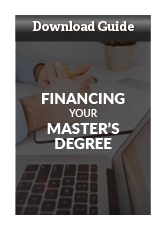 Download Master's Financial Aid Guide