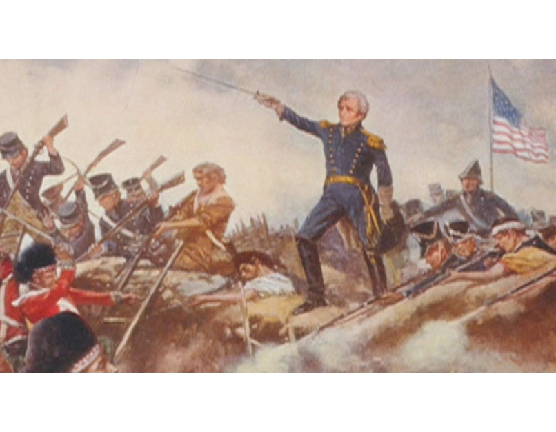 war of 1812 painting